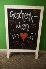 "Geschenk-Ideen ""vo Herzä"""