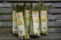 Saisonales Schweizer Gemüse.