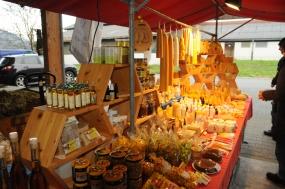 Honig-Spezialitäten von Familie Roth aus Wila