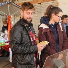 Feines Alpkäse-Raclette gibt es dieses Jahr zum essen