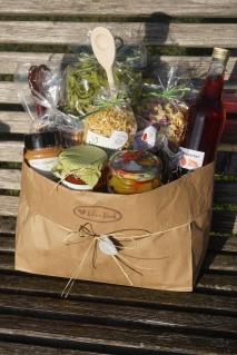 Wir machen auch gerne individuelle Geschenk-Säcke auf Bestellung!