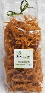 Zitronenchilli Nudeln aus Hartzweizengriess CHF 7.-